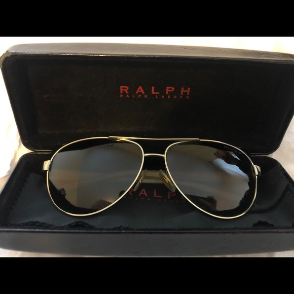 105dae9fd72 ... Ralph Lauren Accessories Aviator Sunglasses Ra4004 Poshmark